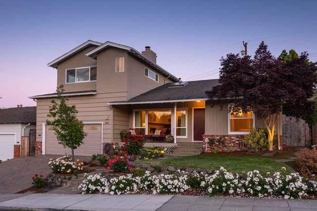 741 Cuesta Ave, San Mateo, CA 94403 (#ML81843784) :: The Gilmartin Group