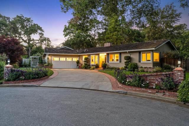 40 Martin Ln, Woodside, CA 94062 (#ML81843785) :: Real Estate Experts