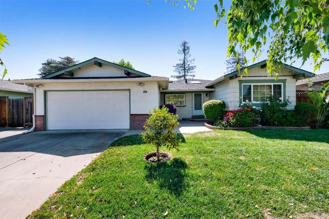 4415 Alameda Dr, Fremont, CA 94536 (#ML81843796) :: Robert Balina | Synergize Realty