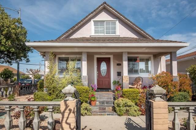 1355 Whitton Ave, San Jose, CA 95116 (#ML81843800) :: The Goss Real Estate Group, Keller Williams Bay Area Estates