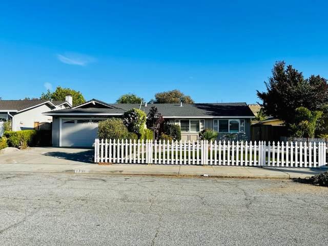 1788 Glenstone Ct, San Jose, CA 95121 (#ML81843843) :: Robert Balina | Synergize Realty