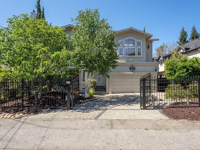 554 Beresford Ave, Redwood City, CA 94061 (MLS #ML81843844) :: Compass