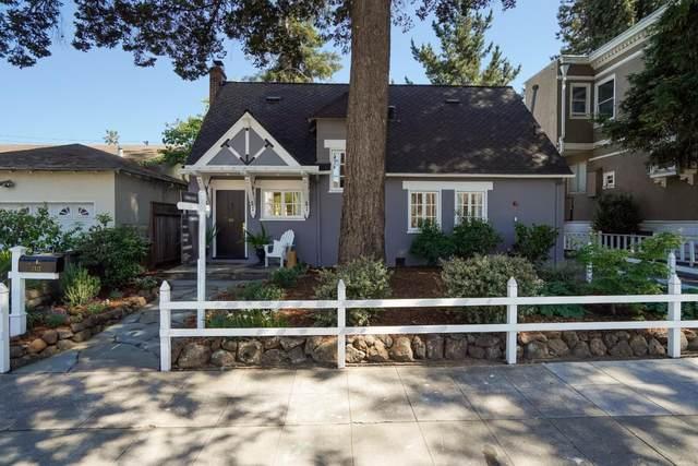 32 11th Ave, San Mateo, CA 94401 (#ML81843855) :: The Gilmartin Group