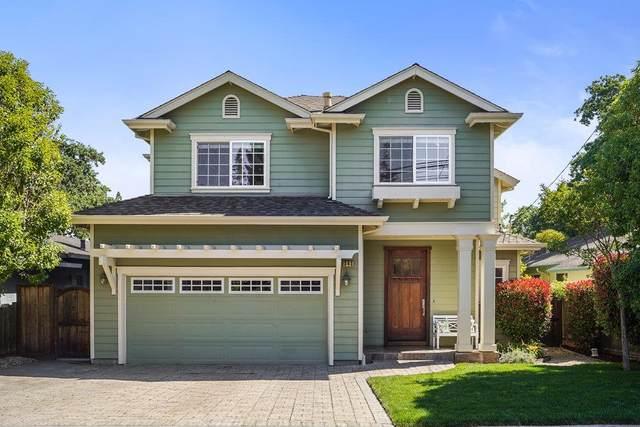 343 Beresford Ave, Redwood City, CA 94061 (MLS #ML81843857) :: Compass