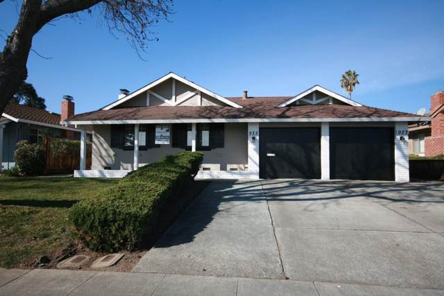 925 Henderson Ave, Sunnyvale, CA 94086 (#ML81843890) :: Live Play Silicon Valley