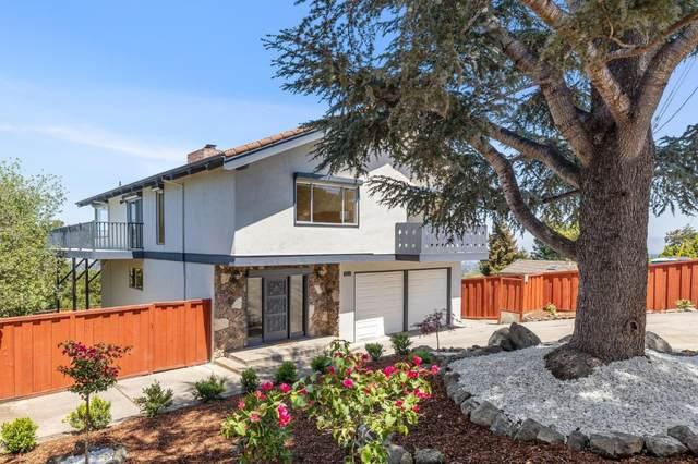 711 Hillcrest Way, Redwood City, CA 94062 (MLS #ML81843907) :: Compass