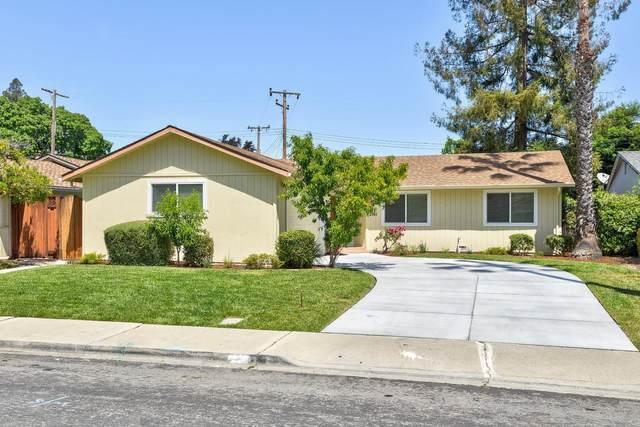 2961 Miles Dr, Santa Clara, CA 95051 (#ML81843915) :: Robert Balina | Synergize Realty