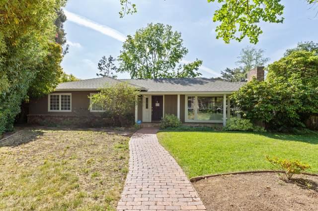 145 El Monte Ct, Los Altos, CA 94022 (#ML81843959) :: Real Estate Experts