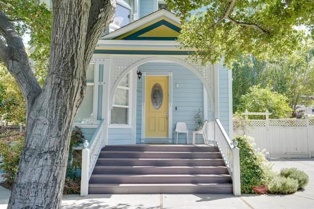 3 Kimble Ave, Los Gatos, CA 95030 (#ML81843962) :: Robert Balina | Synergize Realty