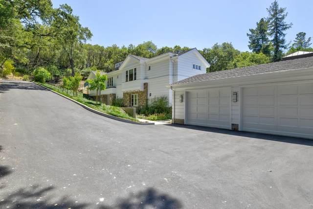60 Melanie Ln, Atherton, CA 94027 (#ML81843964) :: The Goss Real Estate Group, Keller Williams Bay Area Estates