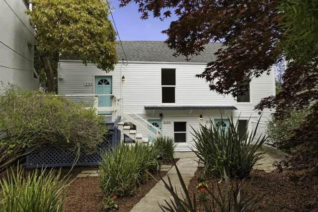 229-233 Whitney, San Francisco, CA 94131 (#ML81843967) :: The Goss Real Estate Group, Keller Williams Bay Area Estates