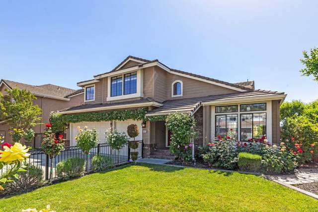 16635 Trail Dr, Morgan Hill, CA 95037 (#ML81843971) :: Live Play Silicon Valley