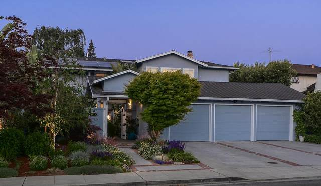 3413 Ridgemont Dr, Mountain View, CA 94040 (#ML81844003) :: Robert Balina | Synergize Realty