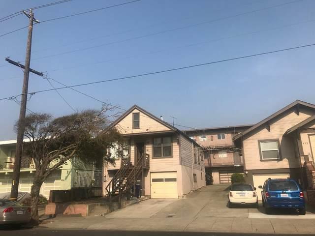 432 Railroad Ave, South San Francisco, CA 94080 (#ML81844018) :: Real Estate Experts