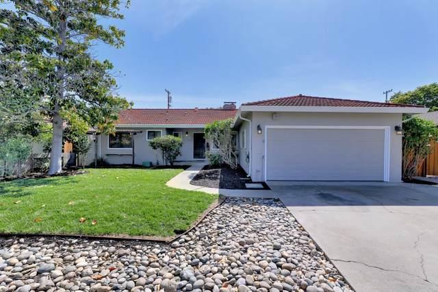 375 Crestview Dr, Santa Clara, CA 95050 (#ML81844043) :: Robert Balina | Synergize Realty