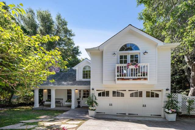 764 W California Way, Woodside, CA 94062 (#ML81844048) :: Schneider Estates
