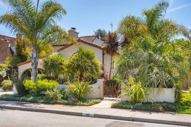 203 Sonora Dr, San Mateo, CA 94402 (MLS #ML81844072) :: Compass