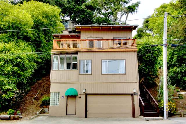 123 Glen Dr, Aptos, CA 95003 (#ML81844088) :: Strock Real Estate