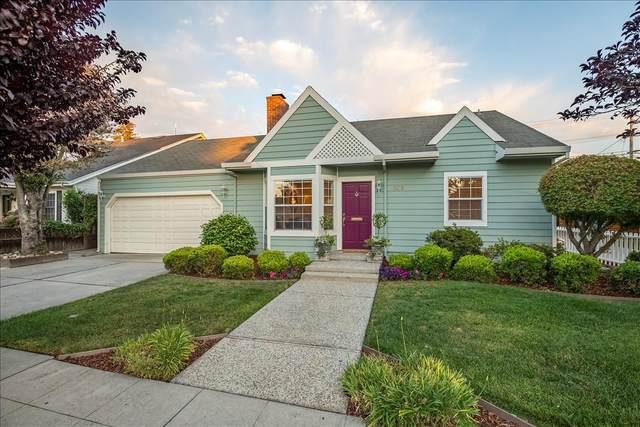 886 Hilmar St, Santa Clara, CA 95050 (MLS #ML81844109) :: Compass