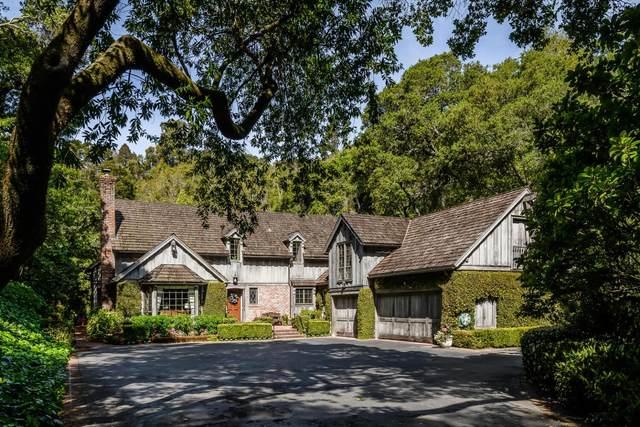 100 Robin Rd, Hillsborough, CA 94010 (#ML81844118) :: Paymon Real Estate Group