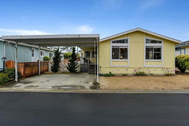 7 Sailfish Ct 7, Half Moon Bay, CA 94019 (#ML81844147) :: Paymon Real Estate Group