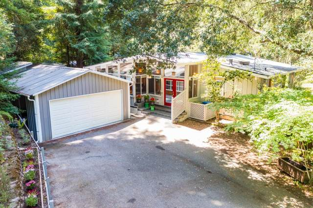 235 Mayfair Rd, Boulder Creek, CA 95006 (#ML81844148) :: Live Play Silicon Valley