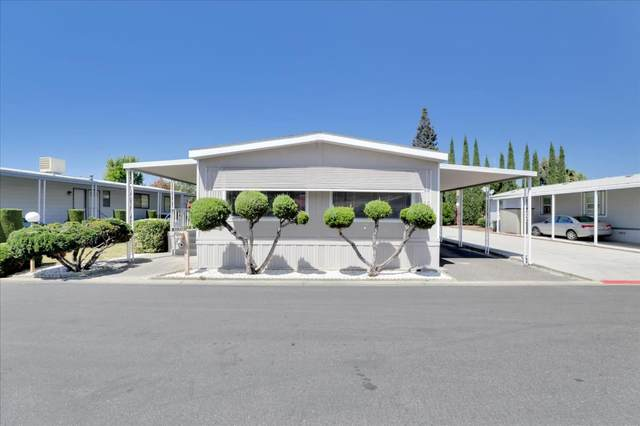 5450 Monterey Rd 168, San Jose, CA 95111 (MLS #ML81844205) :: Compass