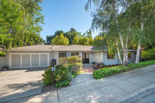 4 Stowe Ln, Menlo Park, CA 94025 (#ML81844241) :: Real Estate Experts