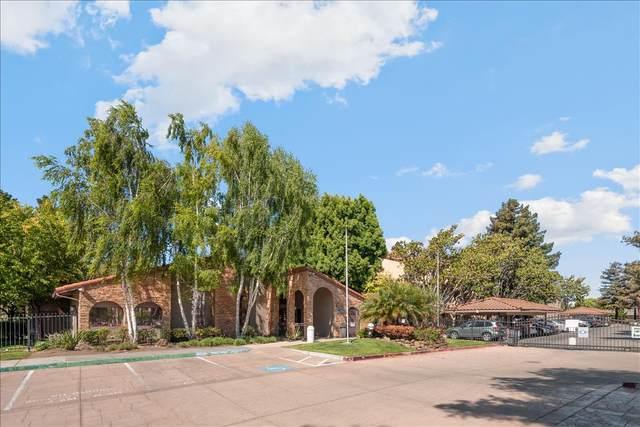 2250 Monroe St 137, Santa Clara, CA 95050 (#ML81844259) :: Robert Balina | Synergize Realty