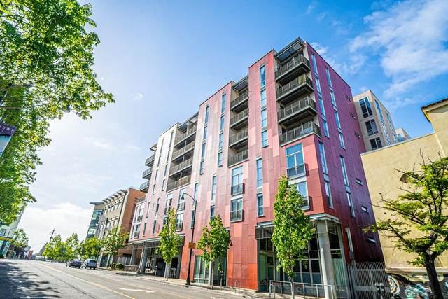 630 Thomas L Berkley Way 620, Oakland, CA 94612 (#ML81844319) :: Real Estate Experts