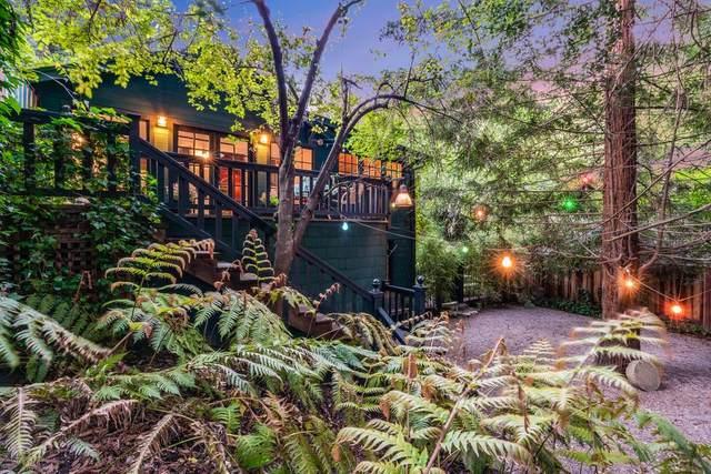 227 Acacia Ln, Santa Cruz, CA 95060 (#ML81844335) :: Strock Real Estate