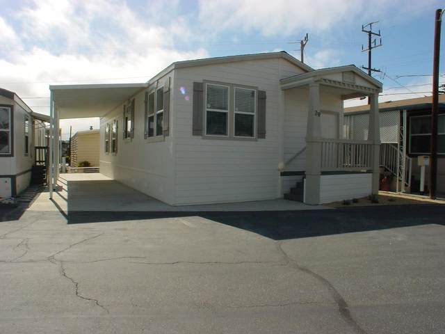 1146 Birch Ave 29, Seaside, CA 93955 (#ML81844365) :: The Sean Cooper Real Estate Group