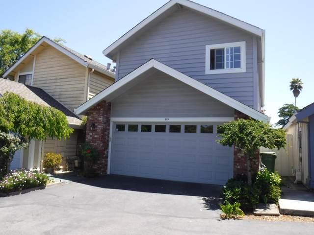 315 Lockewood Ln, Scotts Valley, CA 95066 (#ML81844498) :: RE/MAX Gold