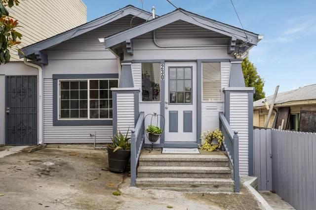 230 Rhine St, San Francisco, CA 94112 (#ML81844543) :: Real Estate Experts