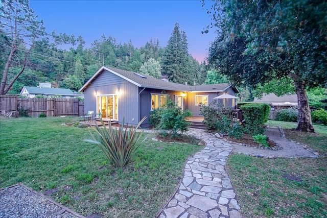 8385 Glen Arbor Rd, Ben Lomond, CA 95005 (#ML81844548) :: Strock Real Estate