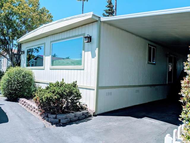 1075 Space Park Way 272, Mountain View, CA 94043 (#ML81844593) :: Real Estate Experts