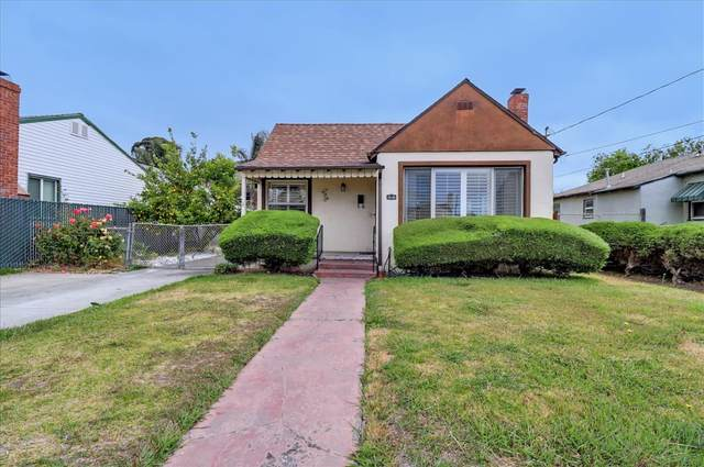 10100 Voltaire Ave, Oakland, CA 94603 (MLS #ML81844603) :: Compass