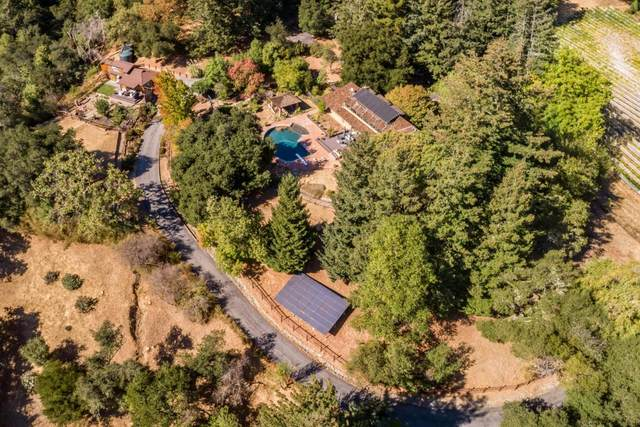 25255 Apple Hill Rd, Los Gatos, CA 95033 (#ML81844729) :: Robert Balina | Synergize Realty