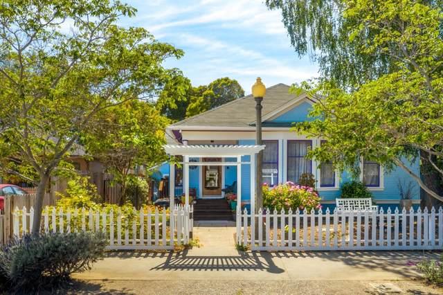 423 Ocean View Ave, Santa Cruz, CA 95062 (#ML81844861) :: Schneider Estates