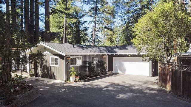 954 Scenic Way, Ben Lomond, CA 95005 (#ML81844923) :: Strock Real Estate