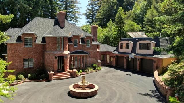 23491 Summit Rd, Los Gatos, CA 95033 (#ML81845037) :: Paymon Real Estate Group