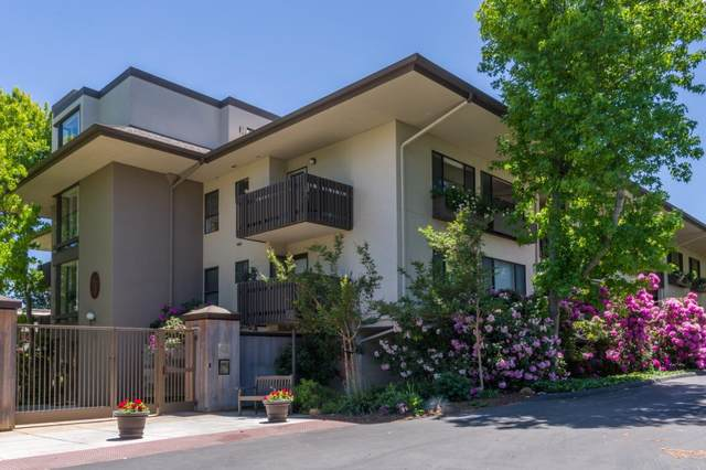 2140 Santa Cruz Ave E106, Menlo Park, CA 94025 (#ML81845062) :: Paymon Real Estate Group