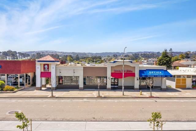 1111 El Camino Real, South San Francisco, CA 94080 (#ML81845097) :: Paymon Real Estate Group