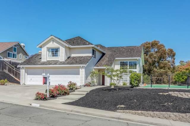 2710 Thomas Ct, Pinole, CA 94564 (#ML81845101) :: Real Estate Experts