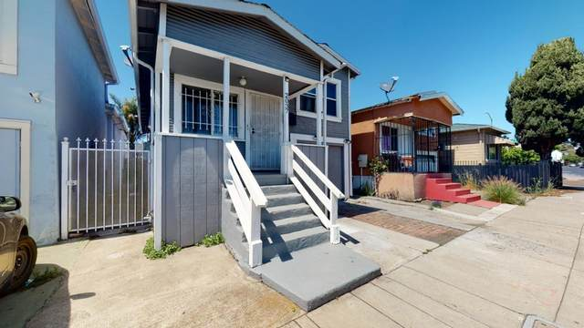 2037 98th Ave, Oakland, CA 94603 (#ML81845148) :: Real Estate Experts