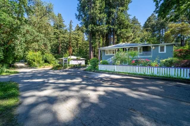 8260 Oak Ave, Ben Lomond, CA 95005 (#ML81845150) :: Strock Real Estate