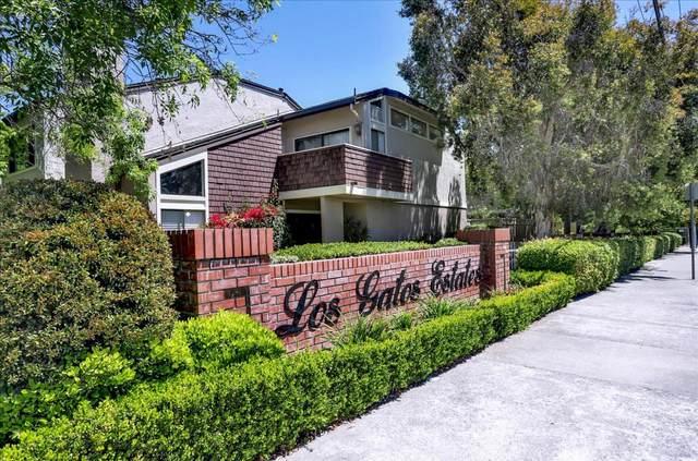 1784 Las Joyas Ct, Los Gatos, CA 95032 (#ML81845268) :: Strock Real Estate