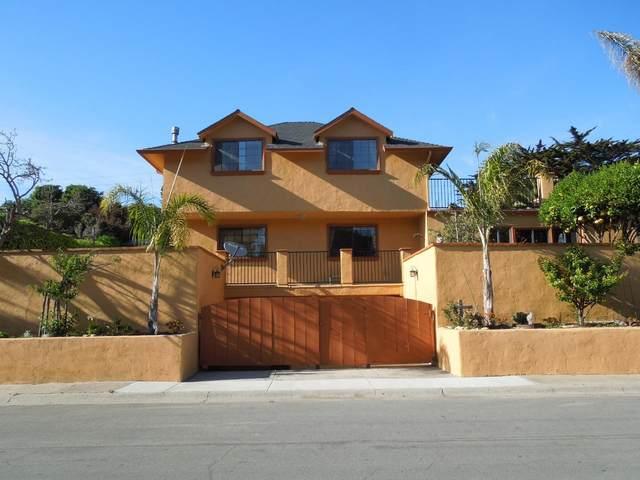 820 Adair Pl, Del Rey Oaks, CA 93940 (#ML81845333) :: The Gilmartin Group