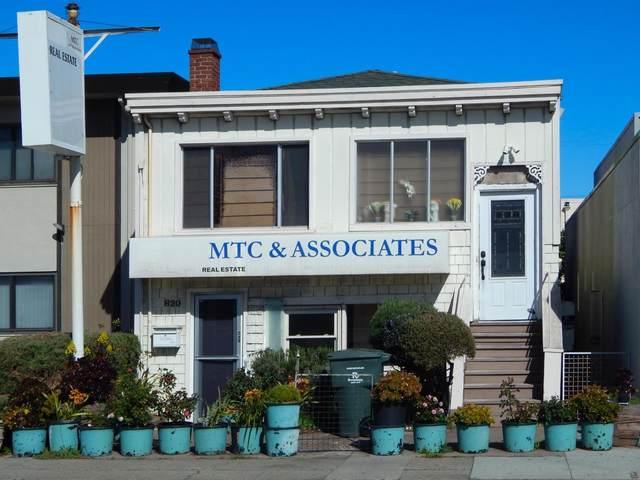 820 El Camino Real, San Bruno, CA 94066 (#ML81845380) :: Real Estate Experts
