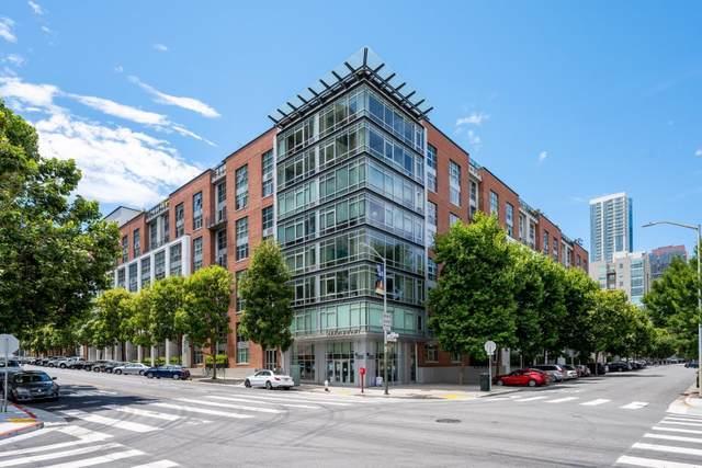 200 Brannan St 314, San Francisco, CA 94107 (#ML81845385) :: Schneider Estates
